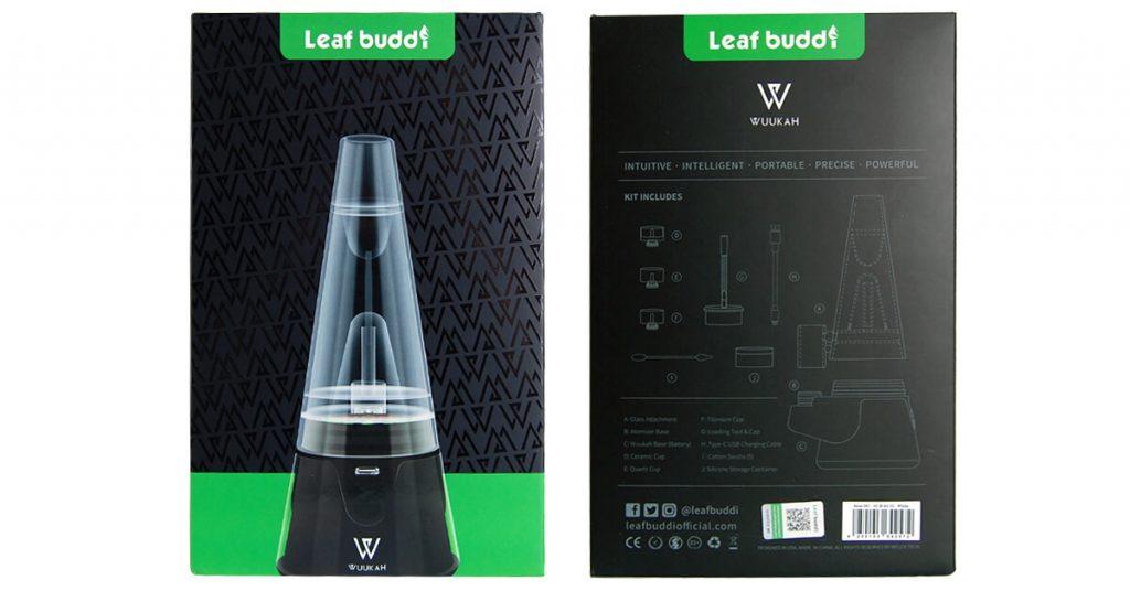 Vaporizér Leaf Buddi Wuukah - balenie